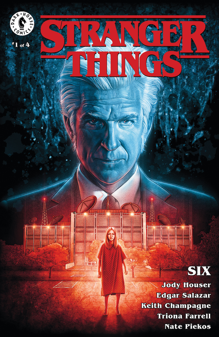 Picture Cover Stranger Things #1 Dark Horse Comics 2019