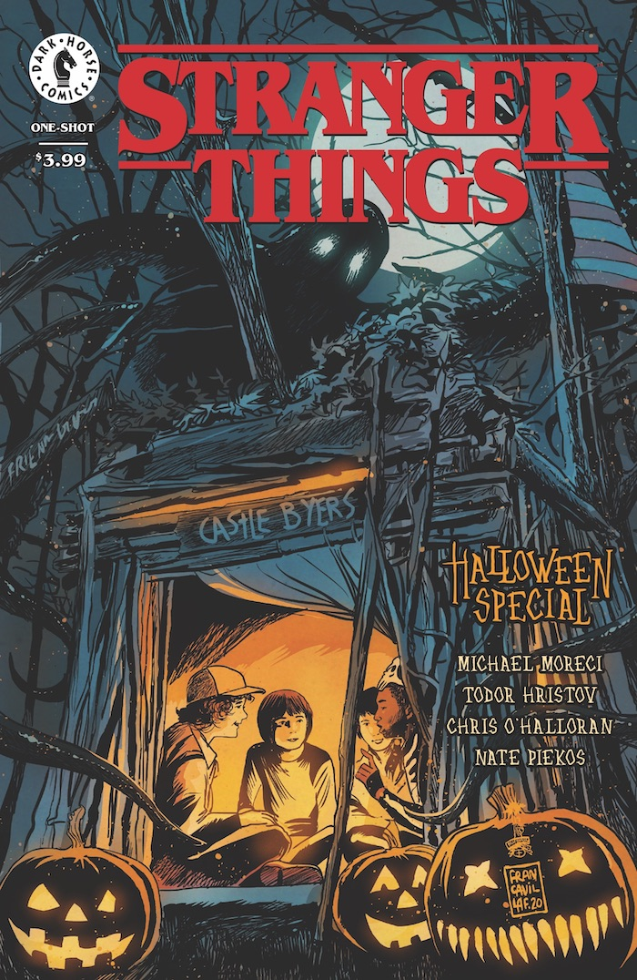 Halloween Comes to Hawkins in Stranger Things One-Shot :: Blog ...