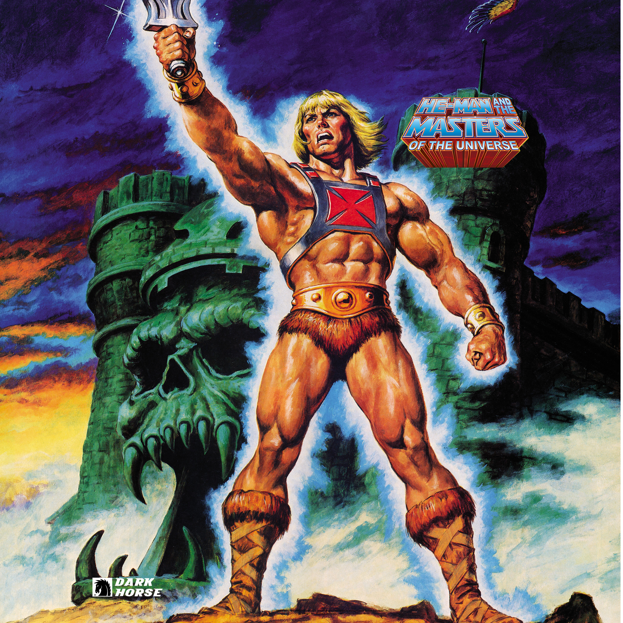 He Man And The Masters Of The Universe Desktops Dark Horse