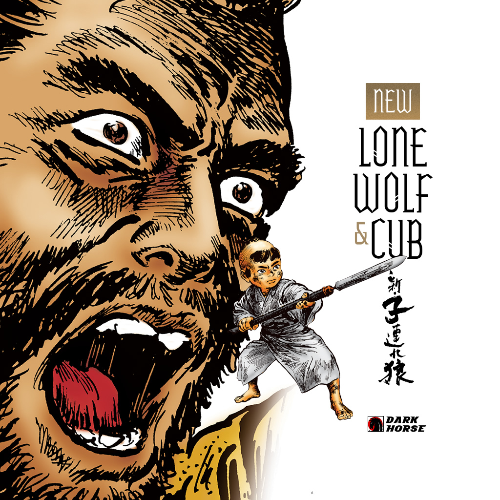 New Lone Wolf And Cub Desktops Dark Horse Comics