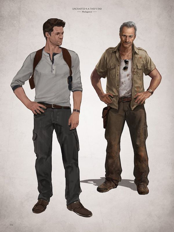 Sdcc 2015 Announcing The Art Of Uncharted 4 A Thief S End