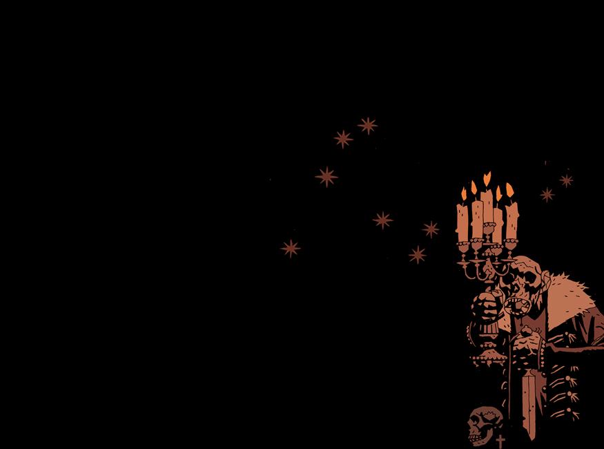 Hellboy Zone Dark Horse Comics