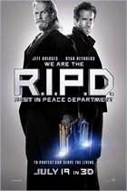 R.I.P.D. - Rest in Peace Deparment (2013) Universal Studios