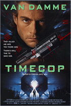 Timecop (1994) Largo Entertainment, Universal Studios