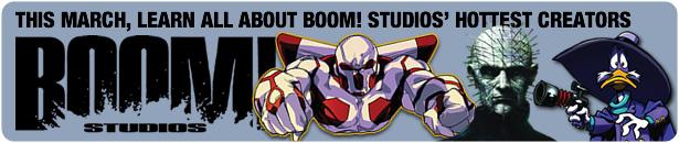 BOOM! Studios Month