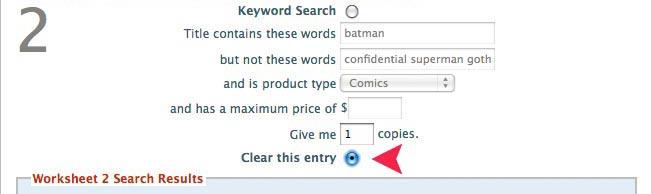 How to cancel a Keyword Subscription