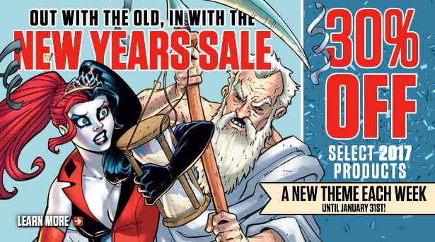 Shop Our New Year Sale at Things From Another World